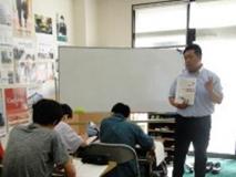 浦和麗明高校 大島先生