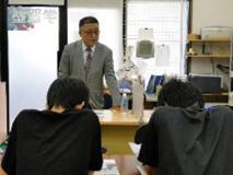 叡明高校 市川先生